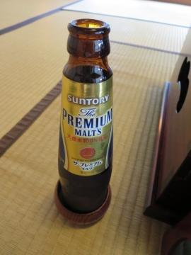 プレミアムモルツ(小瓶) 600円