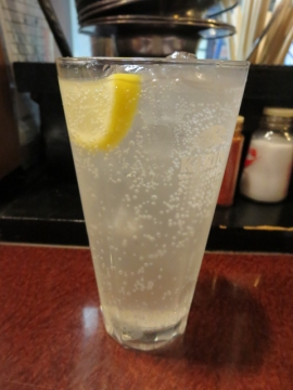 酎ハイ(レモン) 330円