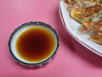 餃子のタレ