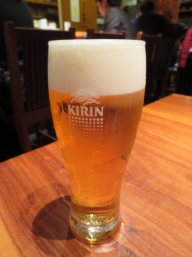 生ビール 650円