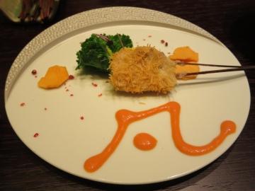季節の洋皿串