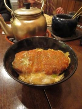 カツ丼 750円