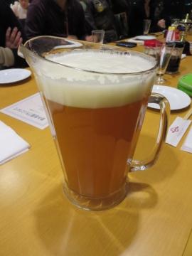 乾杯は地ビールをピッチャーで(ヴァイチェン)
