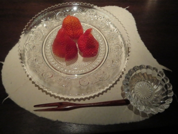 徳島県産 さくらもも苺 3000円