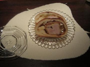 豚フィレ肉のカツサンド 2000円