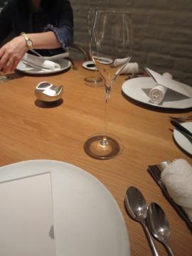 スタート時のテーブル