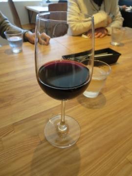 昼からグラスワイン