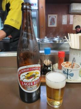 ビール大 600円