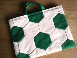 サッカー・緑