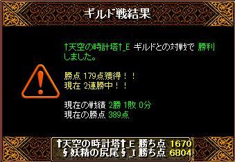 2015705妖精結果