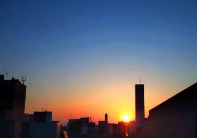 夕陽20150326