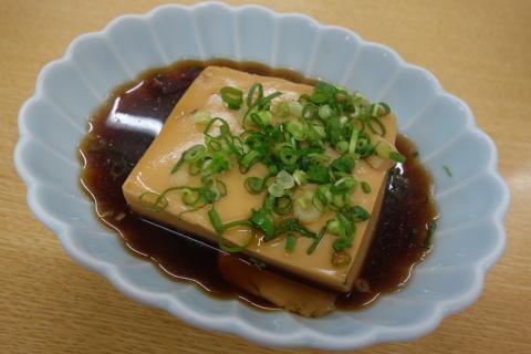 豆腐の煮付