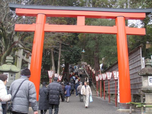 吉田神社へ