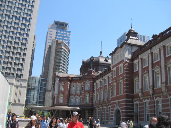 東京駅ツアーの開始