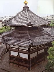 頂法寺六角堂