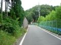 150711京見峠へ久々の登坂