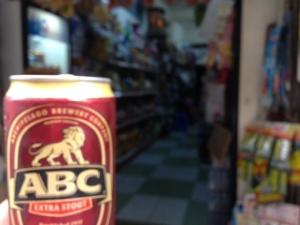 初めて飲んだミャンマービール