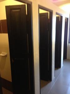 シャワールームも充実