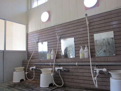 旅館四季洗い場
