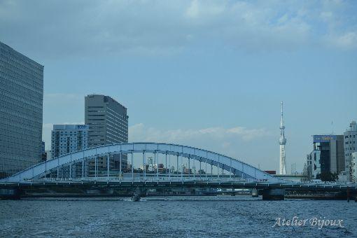 029-隅田川の上からスカイツリー