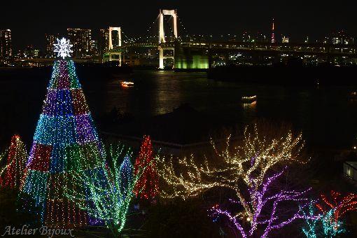 158-レインボーブリッジ-東京タワー-台場メモリアルツリー