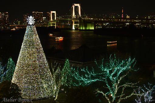 160-レインボーブリッジ-東京タワー-台場メモリアルツリー
