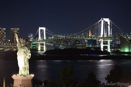 177-女神像-レインボーブリッジ-東京タワー