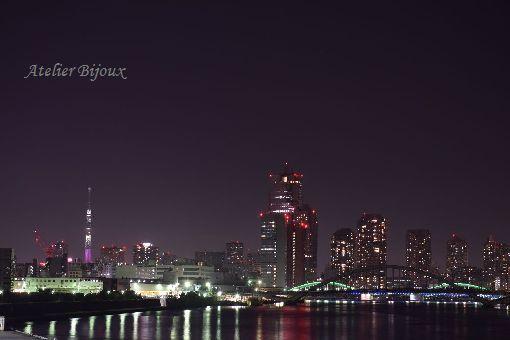 064-勝鬨橋-スカイツリー
