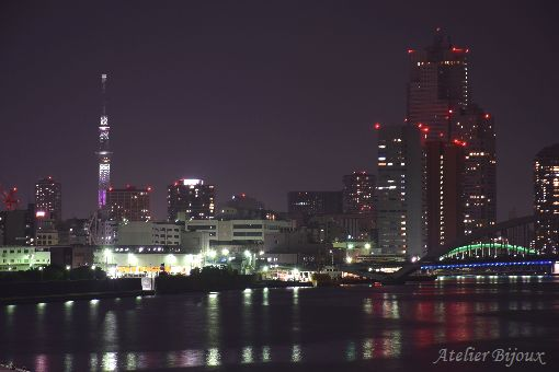 023-New-勝鬨橋-スカイツリー