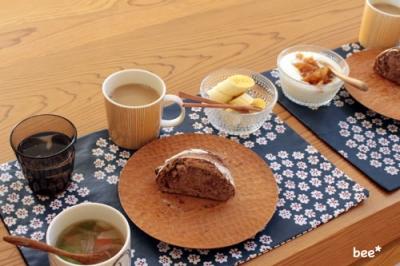 hultaのパン朝食