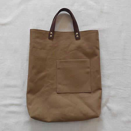 A4サイズ 帆布バッグ