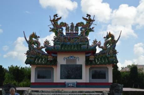 1唐人の墓