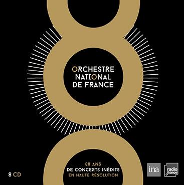 フランス国立管弦楽団 80年の歴史初出音源集アバド&アルゲリッチ