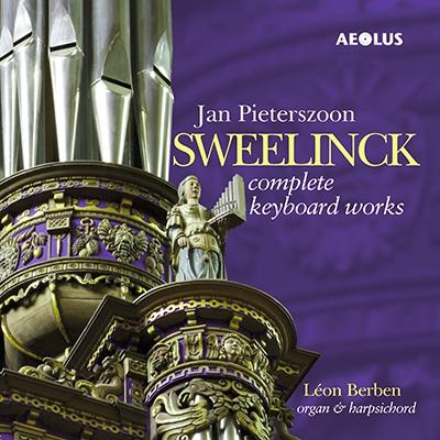 レオン・ベルベン スヴェーリンクの鍵盤作品全集BOX