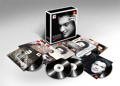エフゲニー・キーシン コンプリート RCA SONY CLASSICAL アルバム・コレクション