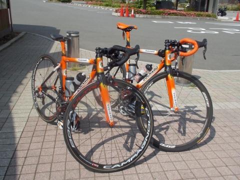 6-19山中湖サイクリング1