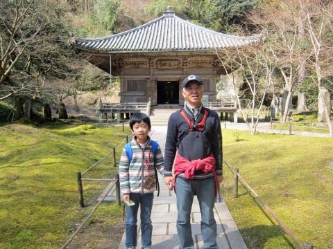 孫と東北旅行2