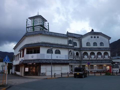 41伊豆急下田駅前