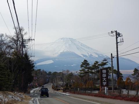 18山中湖の大きな富士山