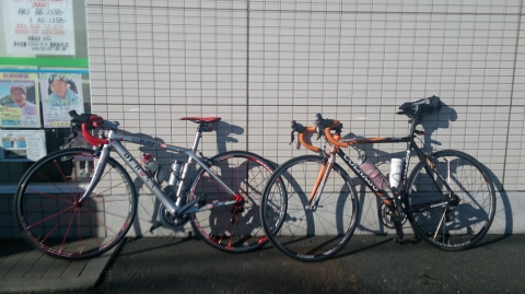 03本日の自転車