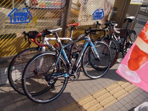 01本日のバイク