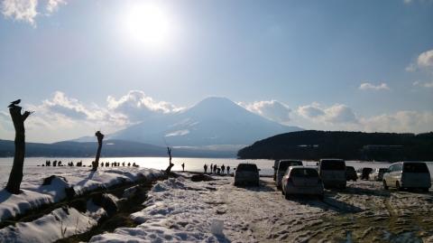 17山中湖