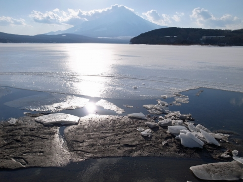 22山中湖