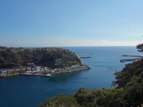 25波浮の港