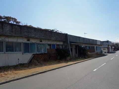 26閉鎖された水族館
