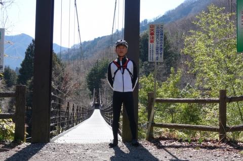 03久保吊り橋1