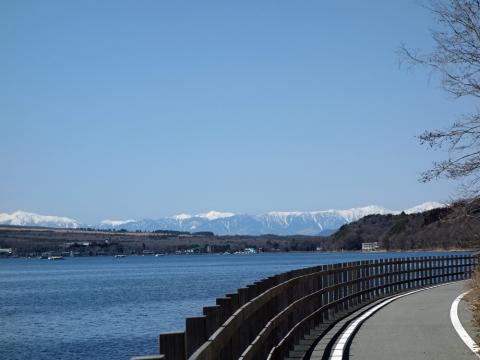 09山中湖 アルプス