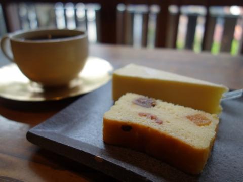 24石かわ珈琲チーズアンドパウンド