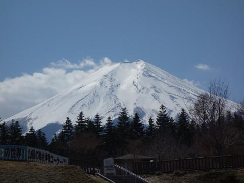 23富士山は氷の山