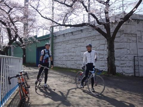 10根川緑道工藤さん海藤さん